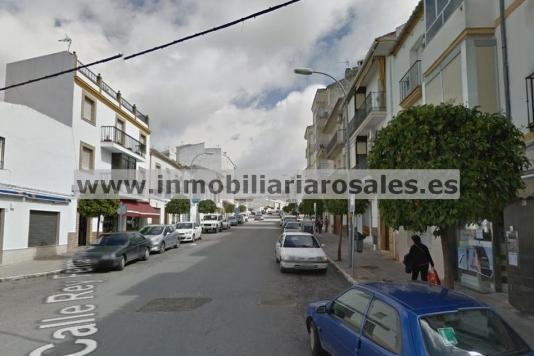 Solar de 200 m2 próx. a calle Rey Fernando
