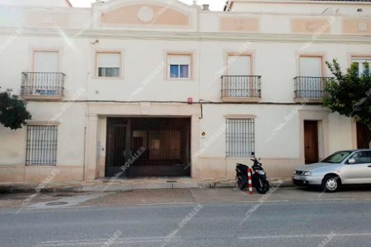 Varias plazas de parking con trastero en Montilla